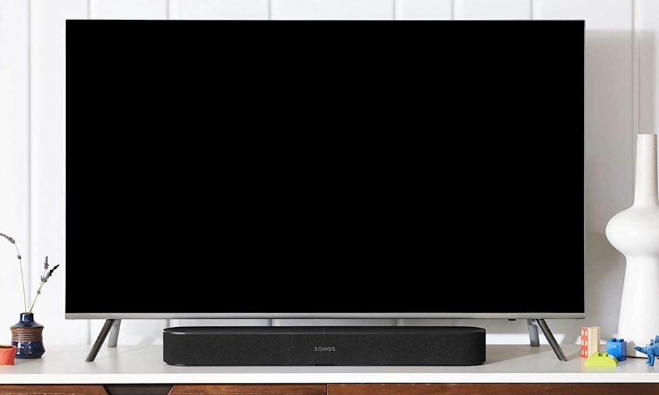 An entry on the Engadget 2021 Father's Day Home Entertainment gift guide: Sonos Beam
