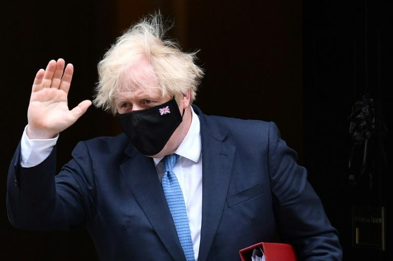 Johnson has faced serious criticism for vacillating at various stages of the health crisis