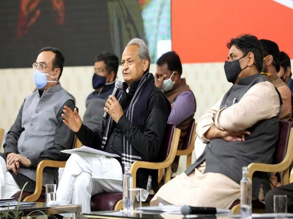 Rajasthan CM Ashok Gehlot (File photo)