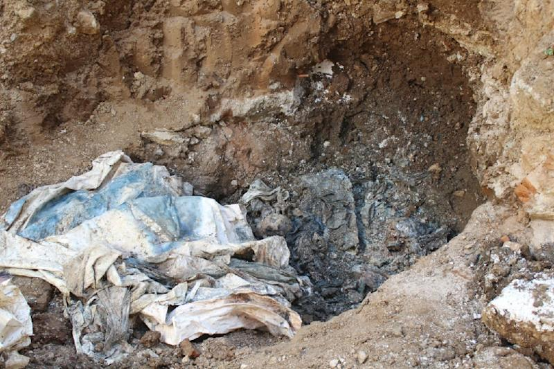 Human remains were discovered in the General Penitentiary of Venezuela, which had been closed down, in San Juan de los Morros, Guarico state, on March 10, 2017