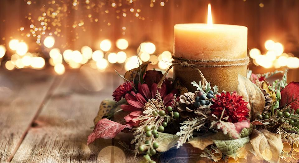 Whether you are looking for a gift for a friend or for yourself - we have tried and tested the best Christmas candles [Photo: Getty]