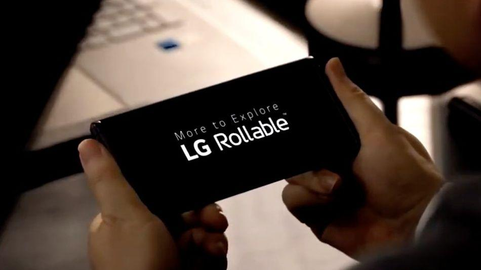 CES 2021: LG showcased its first-ever rollable smartphone at the event