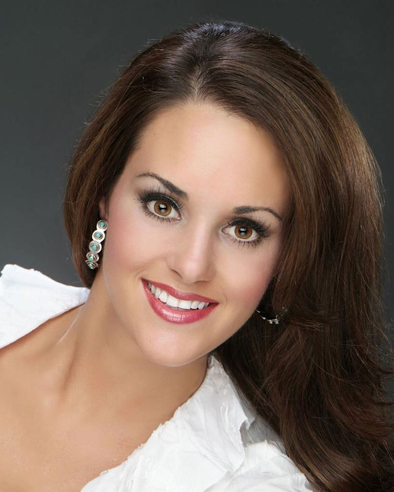 """Miss Mississippi, Mary Margaret Roark is a contestant in the """"<a href=""""/2012-miss-america-pageant/show/48165"""">2012 Miss America Pageant</a>."""""""