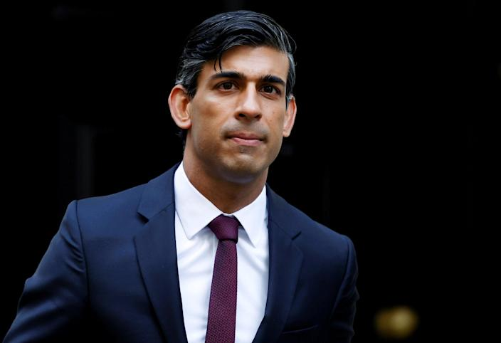 <p>Mr Sunak faces the fraught task of trying to rebuild the UK's shattered public finances  </p> (REUTERS)