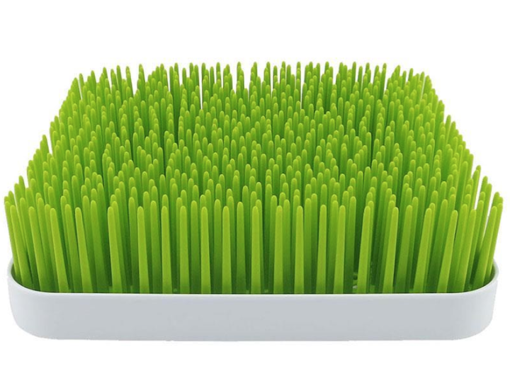 Make drying everything a breeze with these quirky grass countertop drying racks. Photo: Chemist Warehouse