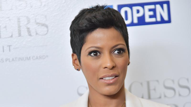 Tamron Hall Calls Weinstein Allegations Horrifying, Says She Spoke To Him Directly