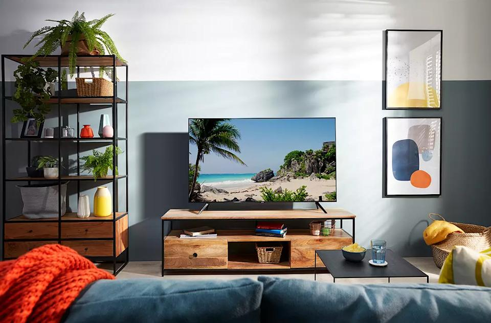 This Samsung Smart TV has received thousands of glowing reviews. (John Lewis & Partners)
