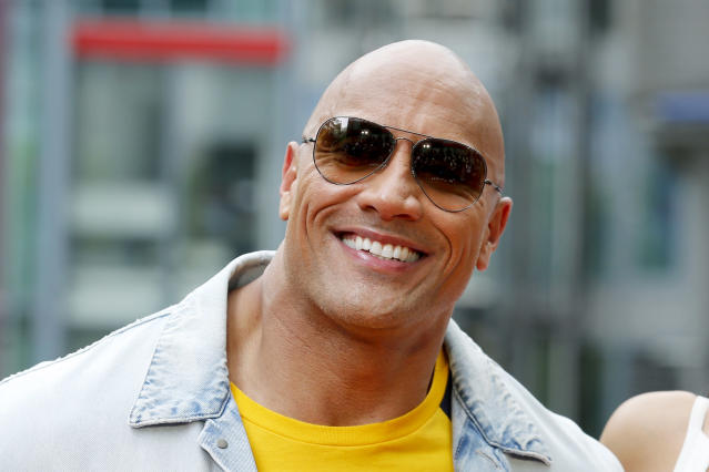 <p>No. 2: Dwayne Johnson <br>Past year's earnings: $65 million<br>Better known as The Rock, this wrestler-turned-actor took home eight figures upfront for his roles in <em>Baywatch</em> and <em>Jumanji</em>, <em>Forbes</em> reports. The 45-year-old also takes home a healthy paycheck from HBO's <em>Ballers,</em> a comedy-drama about football players in Miami, which he stars in and also serves as executive producer on.<br>(Yahoo) </p>