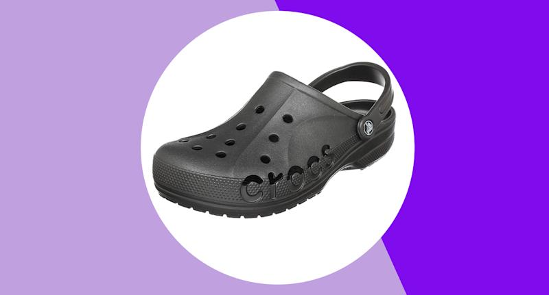 Crocs are having a massive sale on Amazon right now. [Photo: Yahoo Style UK]