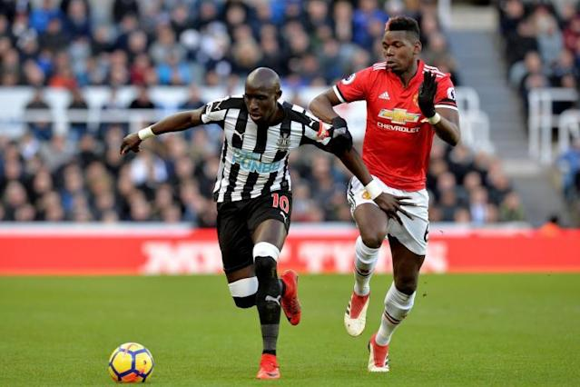 Manchester United boss Jose Mourinho refuses to name and shame Paul Pogba for Newcastle mistake