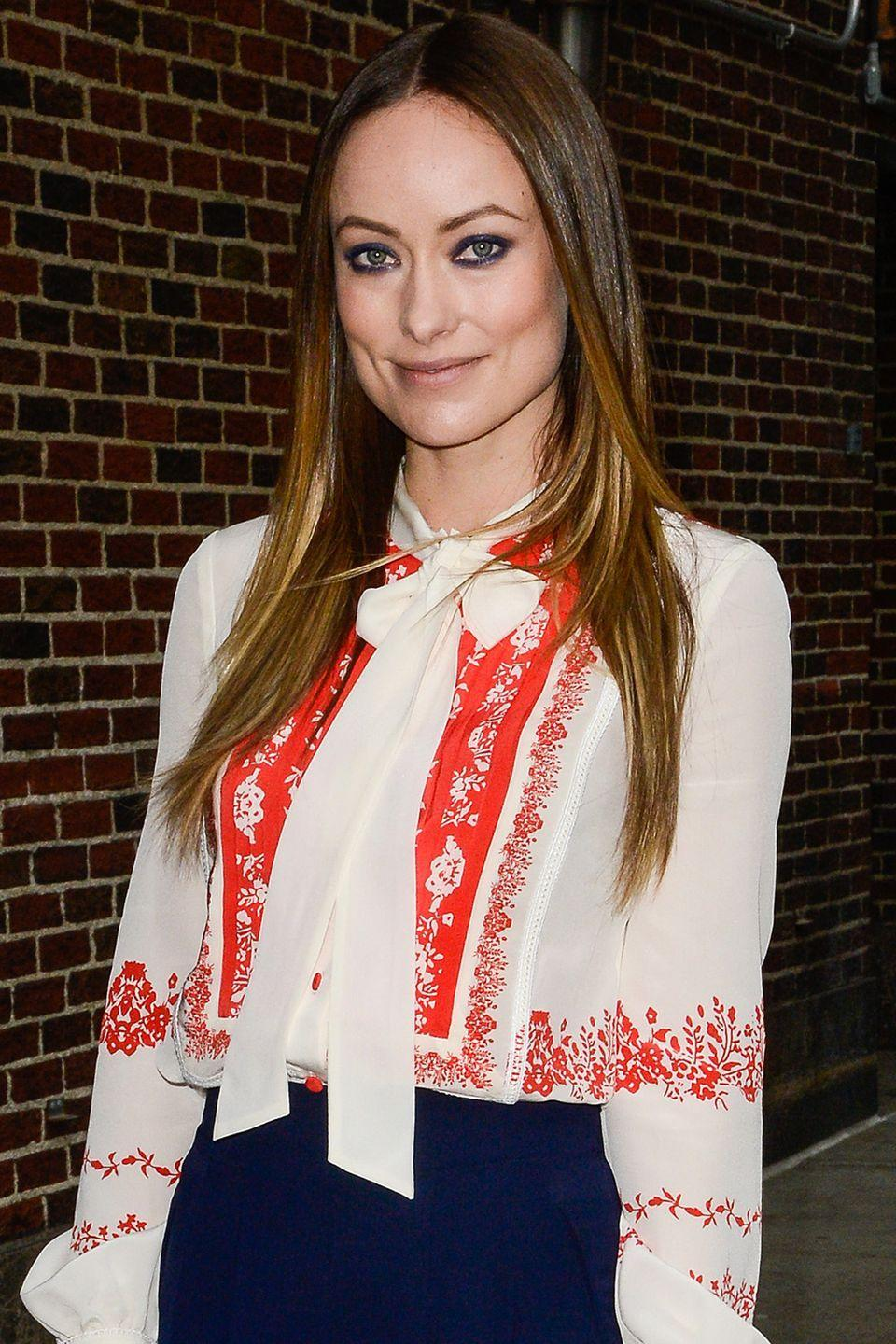 """<p><strong>Born</strong>: Olivia Cockburn</p><p>The actress's stage name is an ode to Oscar Wilde. The actress <a href=""""http://people.com/celebrity/5-things-you-didnt-know-about-olivia-wilde/"""" rel=""""nofollow noopener"""" target=""""_blank"""" data-ylk=""""slk:changed her last name"""" class=""""link rapid-noclick-resp"""">changed her last name</a> after playing Gwendolen in her high school's rendition of Oscar Wilde's <em>The Importance of Being Earnest.</em></p>"""