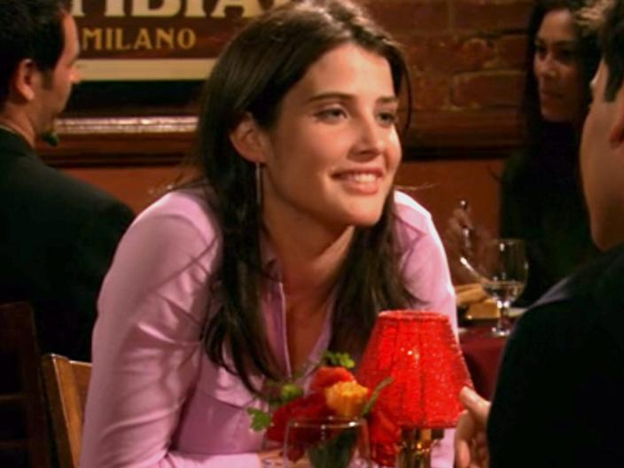 how i met your mother robin ted