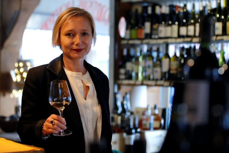 For French wine-tasters, COVID-19 could cost their livelihood