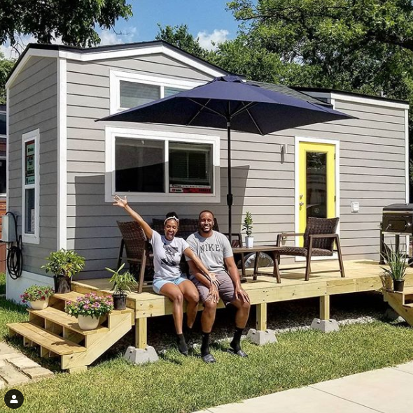 """<p><a href=""""https://www.instagram.com/tiny_house_lifestyle/"""" rel=""""nofollow noopener"""" target=""""_blank"""" data-ylk=""""slk:Marek and Ko"""" class=""""link rapid-noclick-resp"""">Marek and Ko</a> are the adorable couple behind Living Tiny with the Bushes, <a href=""""https://www.youtube.com/channel/UCXP69pn8qngsiF-g8MznOvw/featured"""" rel=""""nofollow noopener"""" target=""""_blank"""" data-ylk=""""slk:their YouTube channel"""" class=""""link rapid-noclick-resp"""">their YouTube channel</a> chronicling each other's lives in and renovations of their <a href=""""https://www.youtube.com/watch?v=TwHfnkDd2sw"""" rel=""""nofollow noopener"""" target=""""_blank"""" data-ylk=""""slk:equally adorable tiny house"""" class=""""link rapid-noclick-resp"""">equally adorable tiny house</a>. Whether chatting about the pros and cons of tiny-house living or <a href=""""https://www.youtube.com/watch?v=tbEC7qLZfSI"""" rel=""""nofollow noopener"""" target=""""_blank"""" data-ylk=""""slk:being featured on Good Morning America,"""" class=""""link rapid-noclick-resp"""">being featured on <em>Good Morning America,</em></a> Marek and Ko are a must follow for tiny-house enthusiasts.</p><p><a class=""""link rapid-noclick-resp"""" href=""""https://www.youtube.com/channel/UCXP69pn8qngsiF-g8MznOvw"""" rel=""""nofollow noopener"""" target=""""_blank"""" data-ylk=""""slk:WATCH LIVING TINY WITH THE BUSHES"""">WATCH <em>LIVING TINY WITH THE BUSHES</em></a></p>"""