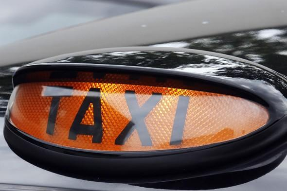 Taxi driver steals from blind passenger who asked for help at cash point