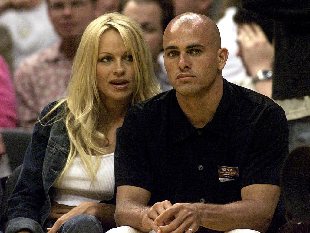 "<p>Pamela may have left ""Baywatch"" behind long ago, but in 2000 she went back to the beach when she started dating pro surfer Kelly Slater, who had actually had a guest stint on the show years earlier. ""I learned a lot,"" Slater told the U.K.'s <em>Metro</em> in 2011 of the relationship. ""I don't have any ill feelings toward her. I wish her well. Hey, we had an amazing time together."" We're sure Slater also had an amazing time with other hot celebs he dated over the years, like Cameron Diaz and Gisele Bundchen.</p>"