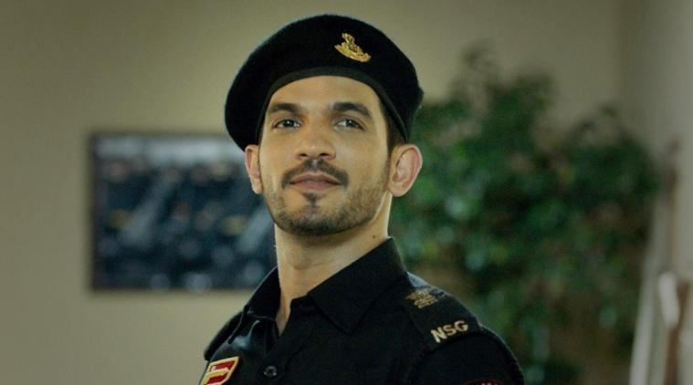 Arjun Bijlani in State of Siege: 26/11