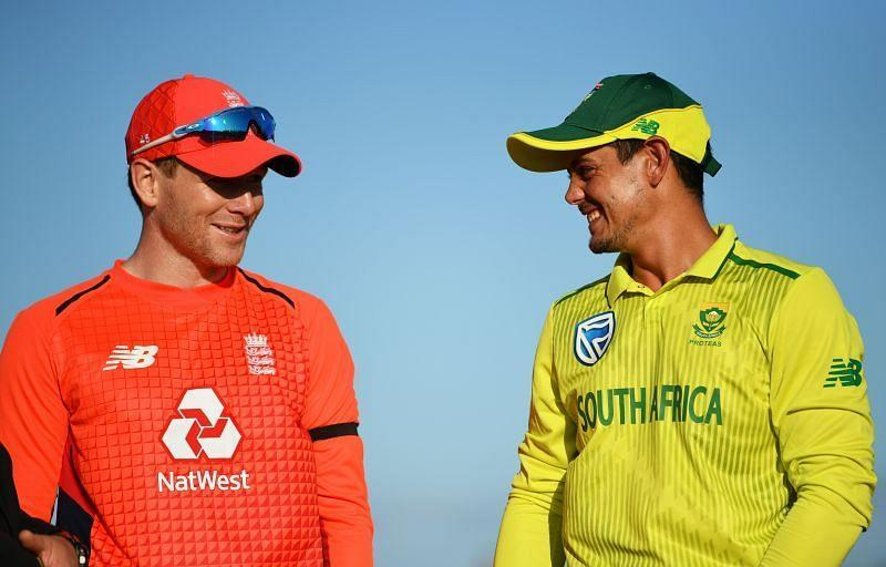 South Africa v England - 1st T20 International