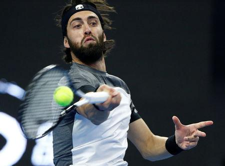 Basilashvili sets up Beijing showdown with Del Potro