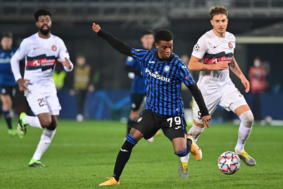 Amad Diallo is set to complete his move to Manchester United from Atalanta.