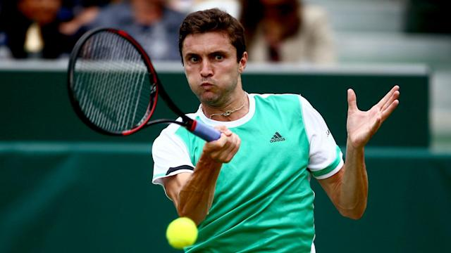Ivo Karlovic will begin his Hall of Fame Open defence against Denis Kudla, while Gilles Simon was shocked by Marco Cecchinato in Croatia.