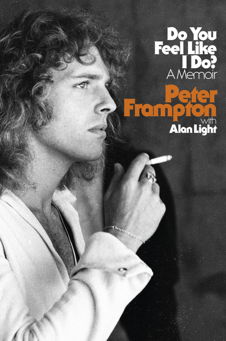 """This cover image released by Hachette shows """"Do You Feel Like I Do?"""" by Peter Frampton with Alan Light. (Hachette via AP)"""