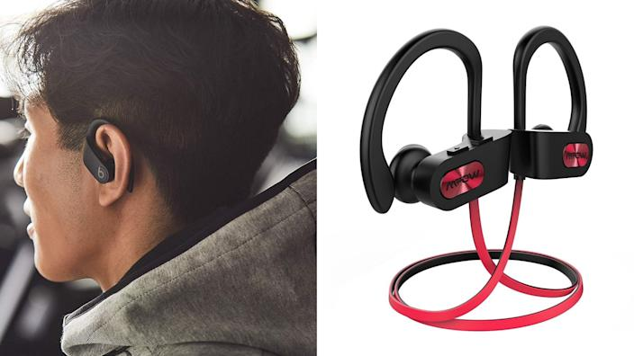 Best health and fitness gifts 2019: Powerbeats Pro and Mpow Flame Bluetooth Headphones