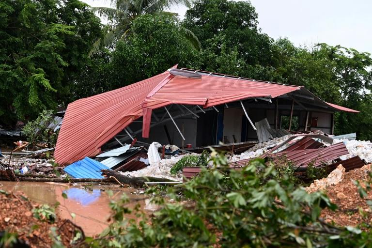 The disaster in Myanmar's Mon state was the worst in recent memory