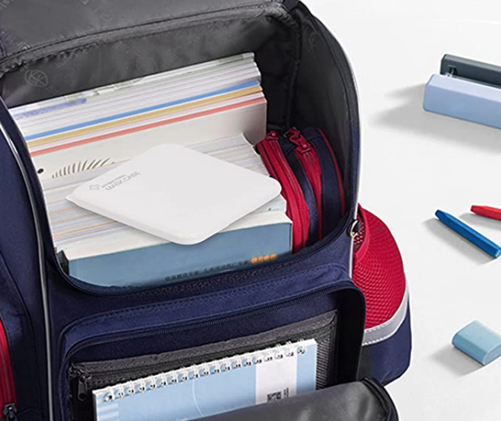 Toss it in a backpack or purse and go on your merry way. (Photo: Amazon)