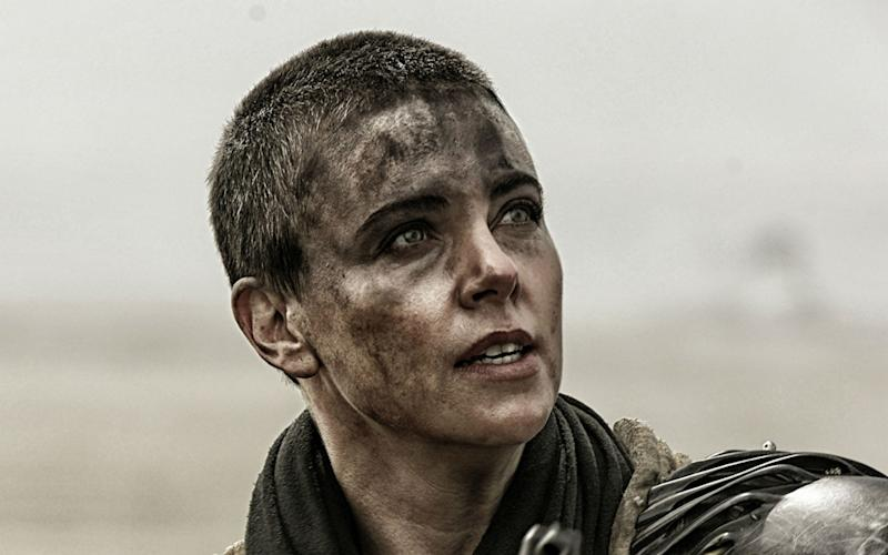 Fury Road Bonus — For Mad Max