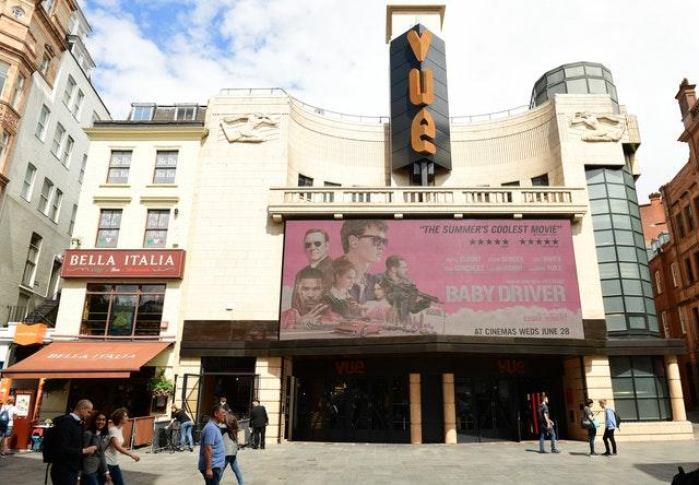 Cinemas including the Vue chain have closed