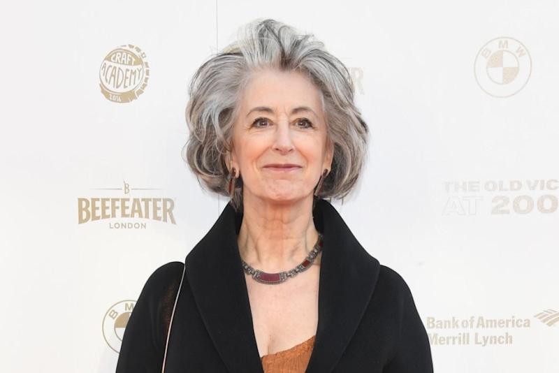 Maureen Lipman fainted about ten minutes into the performance on Friday evening: Getty Images