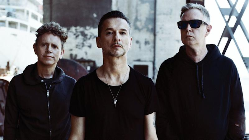 Depeche Mode erklimmen den Chart-Thron!