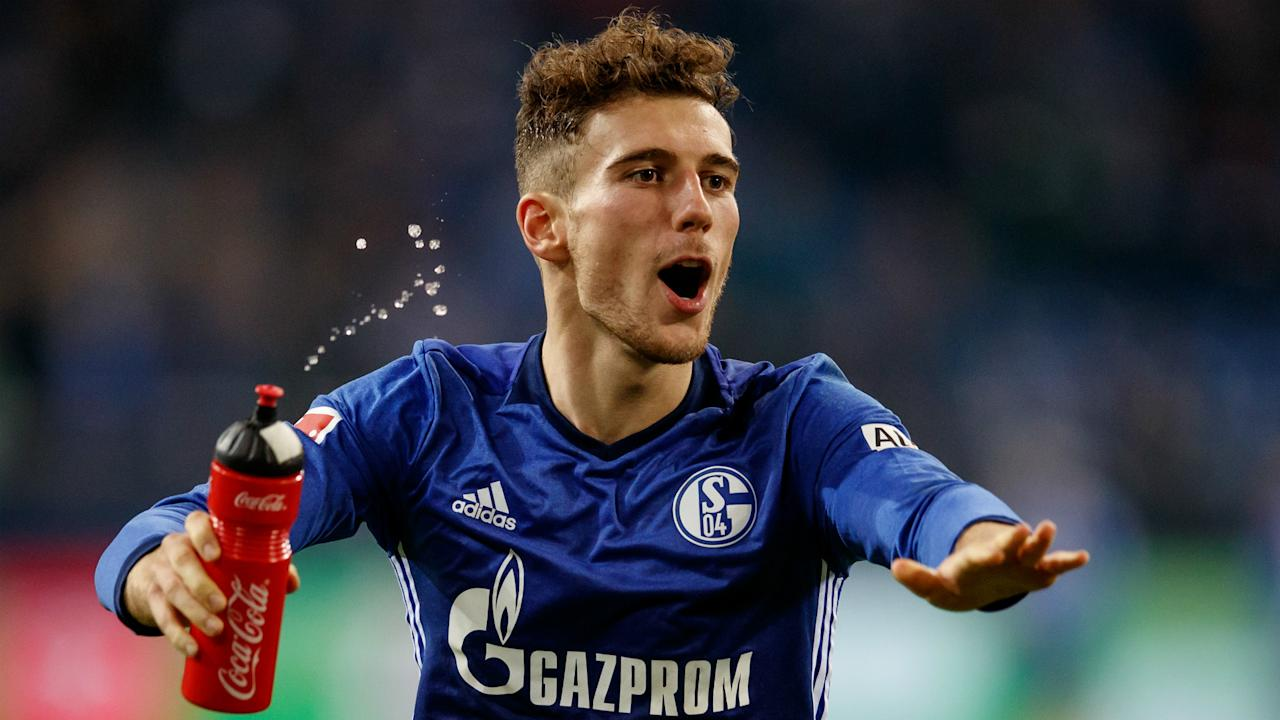 The Bundesliga leaders beat a number of clubs from outside Germany to the signing of the Schalke midfielder, according to their delighted manager