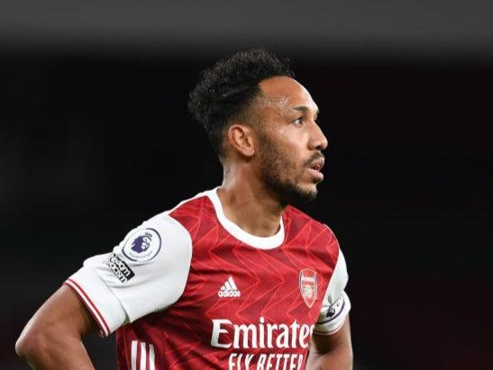 Pierre-Emerick Aubameyang has been misused by Arsenal in recent weeks (Getty)