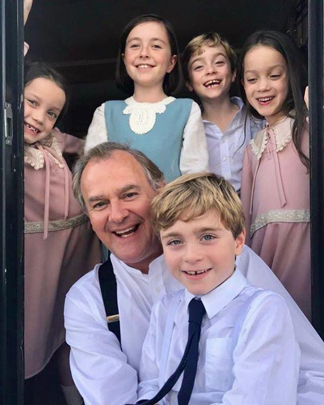 """<p>Marigold is played by two different young actresses; George is played by two actors; and Sybbie is played by just one young woman.</p><p><a href=""""https://www.instagram.com/p/BoMtc0TlRj2/?hl=en&taken-by=bonhughbon"""" rel=""""nofollow noopener"""" target=""""_blank"""" data-ylk=""""slk:See the original post on Instagram"""" class=""""link rapid-noclick-resp"""">See the original post on Instagram</a></p><p><a href=""""https://www.instagram.com/p/BoMtc0TlRj2/?hl=en&taken-by=bonhughbon"""" rel=""""nofollow noopener"""" target=""""_blank"""" data-ylk=""""slk:See the original post on Instagram"""" class=""""link rapid-noclick-resp"""">See the original post on Instagram</a></p><p><a href=""""https://www.instagram.com/p/BoMtc0TlRj2/?hl=en&taken-by=bonhughbon"""" rel=""""nofollow noopener"""" target=""""_blank"""" data-ylk=""""slk:See the original post on Instagram"""" class=""""link rapid-noclick-resp"""">See the original post on Instagram</a></p><p><a href=""""https://www.instagram.com/p/BoMtc0TlRj2/?hl=en&taken-by=bonhughbon"""" rel=""""nofollow noopener"""" target=""""_blank"""" data-ylk=""""slk:See the original post on Instagram"""" class=""""link rapid-noclick-resp"""">See the original post on Instagram</a></p><p><a href=""""https://www.instagram.com/p/BoMtc0TlRj2/?hl=en&taken-by=bonhughbon"""" rel=""""nofollow noopener"""" target=""""_blank"""" data-ylk=""""slk:See the original post on Instagram"""" class=""""link rapid-noclick-resp"""">See the original post on Instagram</a></p><p><a href=""""https://www.instagram.com/p/BoMtc0TlRj2/?hl=en&taken-by=bonhughbon"""" rel=""""nofollow noopener"""" target=""""_blank"""" data-ylk=""""slk:See the original post on Instagram"""" class=""""link rapid-noclick-resp"""">See the original post on Instagram</a></p><p><a href=""""https://www.instagram.com/p/BoMtc0TlRj2/?hl=en&taken-by=bonhughbon"""" rel=""""nofollow noopener"""" target=""""_blank"""" data-ylk=""""slk:See the original post on Instagram"""" class=""""link rapid-noclick-resp"""">See the original post on Instagram</a></p><p><a href=""""https://www.instagram.com/p/BoMtc0TlRj2/?hl=en&taken-by=bonhughbon"""" rel=""""nofollow noopener"""" target=""""_blank"""" data-ylk=""""slk:See the original post"""