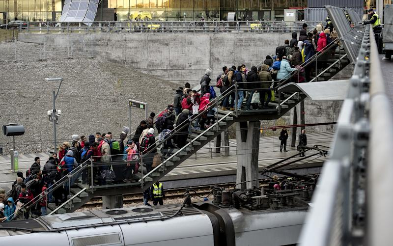 Sweden Has Most Foreign Born Citizens In Europe