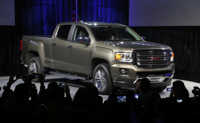 <p>No. 9: GMC Canyon<br>Value retained:<br>59.8 per cent after three years<br>47.2 per cent after five years<br>(Canadian Press) </p>