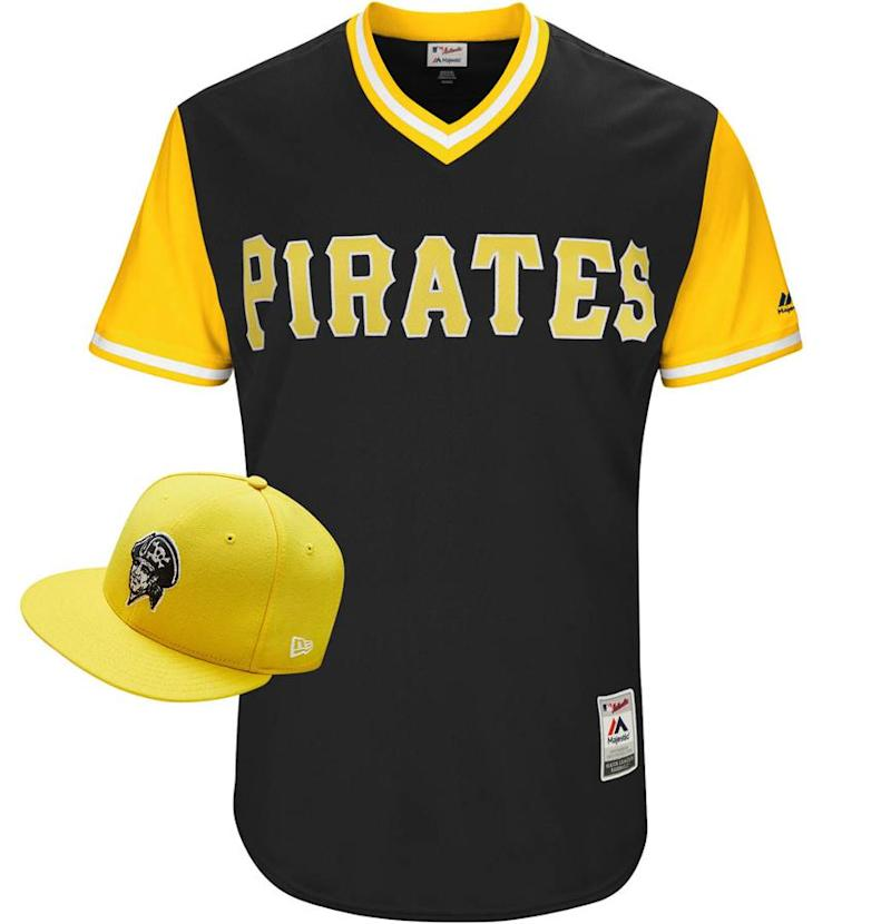 0464e6d3b Players Weekend jerseys and caps