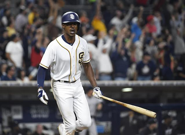 Melvin Upton Jr. could be headed to Baltimore. (Getty Images)