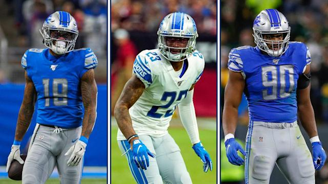 Matchups: Golladay Among 3 Lions To Watch