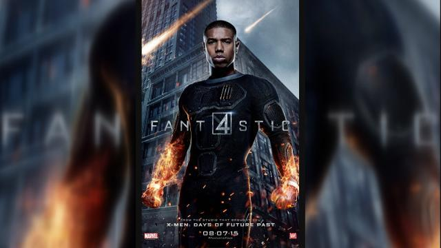 Michael B. Jordan on Racist Reactions to 'Fantastic Four' Casting: 'This Is the World We Live In'