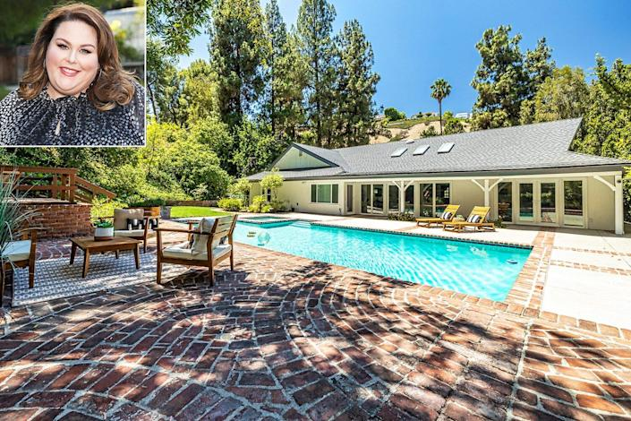 Chrissy Metz Lists Her Los Angeles Ranch House for $1.9 Million After Recent Upgrade