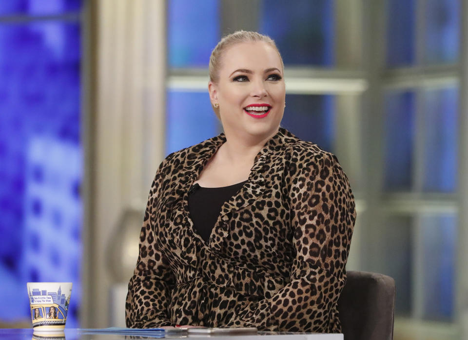 Meghan McCain is calling out comments she's received since announcing her pregnancy. (Photo: Lou Rocco/ABC via Getty Images)