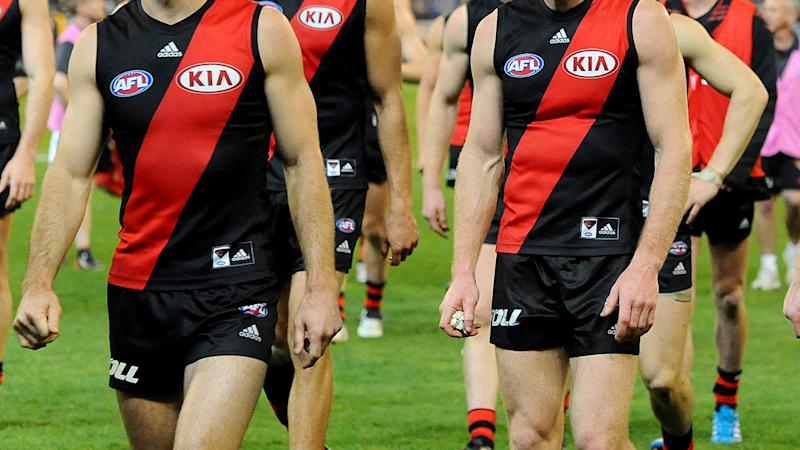 Essendon have failed in a bid to have a representative observe the AFL anti-doping tribunal hearing.