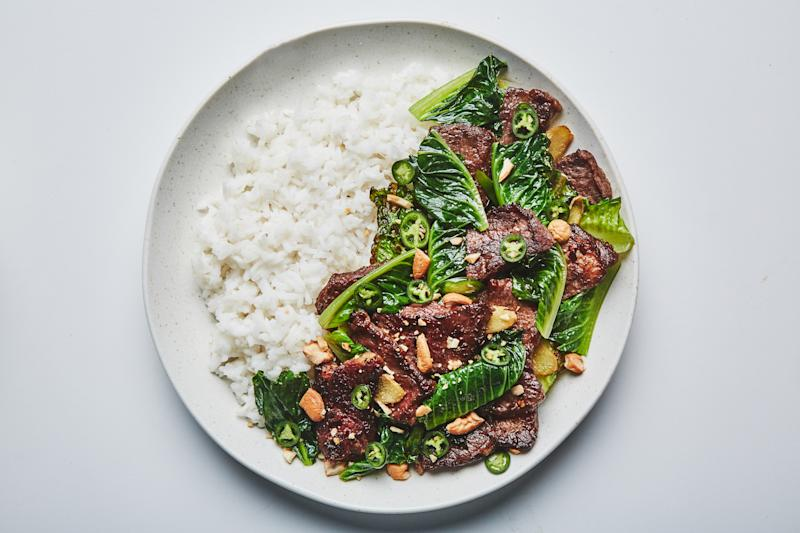 Once you know this simple formula, you'll be a stir-fry success.
