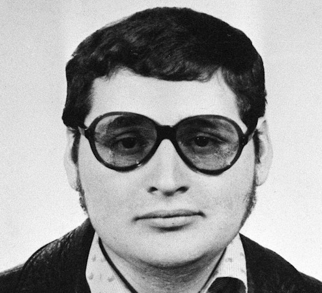 "Ilyich Ramirez Sanchez was dubbed ""Carlos the Jackal"" by the press after a fictional terrorist in the book and subsequent film ""Day of the Jackal"""