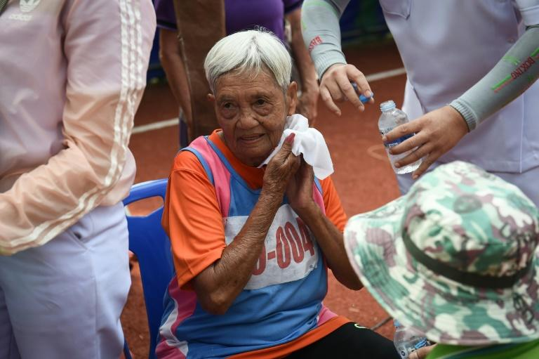 More than a quarter of Thailand's population will be over the age of 60 by 2031