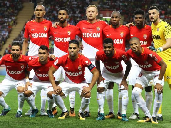 Lemar fully expected to leave Monaco (AFP via Getty Images)