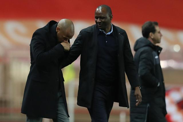 Whenever his next opportunity arrives, Henry would be wise to follow the path of good friend and former France and Arsenal teammate Patrick Vieira, who is in his first season with Ligue 1 side Nice. (Valery Hache/AFP/Getty)